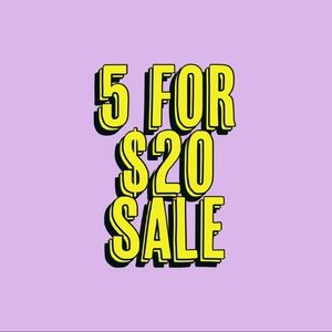 🌸Super Discounted Items🌸